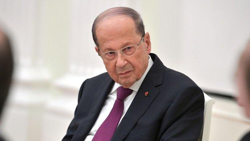 Lübnan Cumhurbaşkanı Avn'dan 'Suriyeli mülteciler' açıklaması