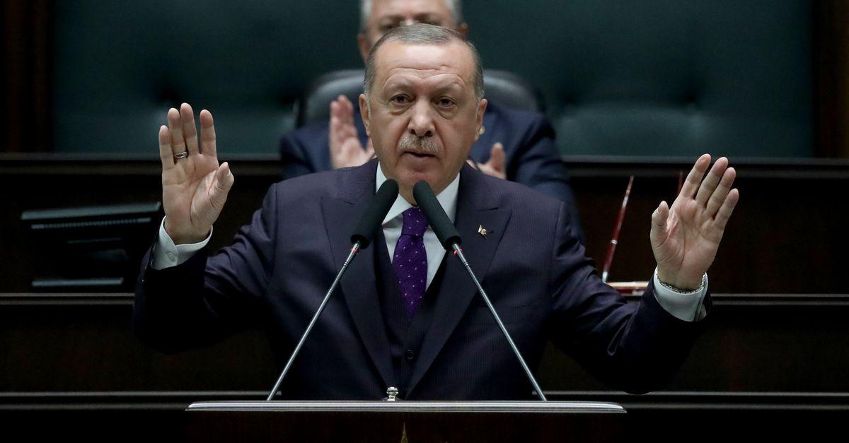 Cumhurbaşkanı Erdoğan'dan 'Barış Planı'na sert tepki!