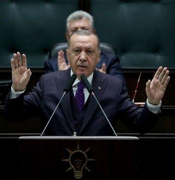 Cumhurbaşkanı Erdoğan, ABD ve İsrail