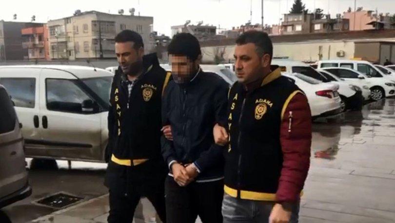 Adana'da terk eden sevgilisinin aracını yaktı