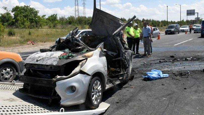 5 kişinin öldüğü kaza