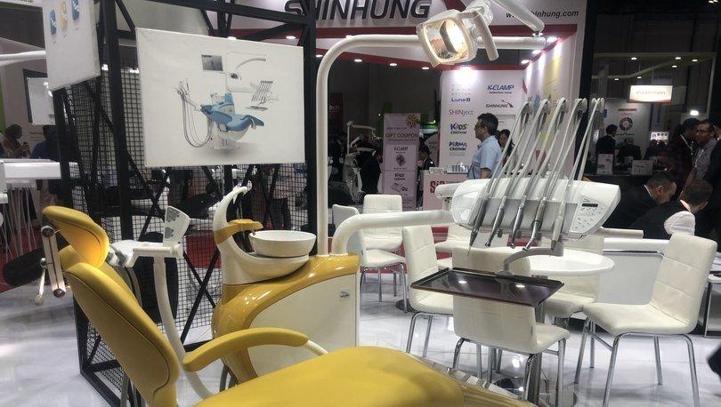 Ağız ve diş sağlığı ekipmanları sektörü