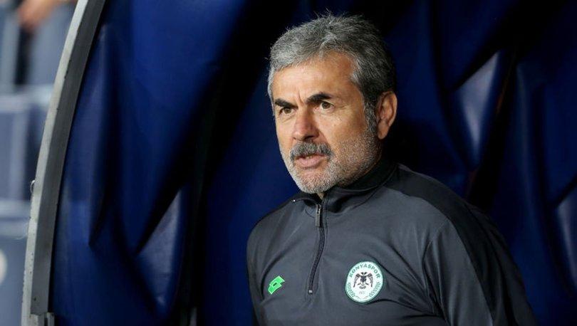 Aykut Kocaman'ın Konyaspor karnesi
