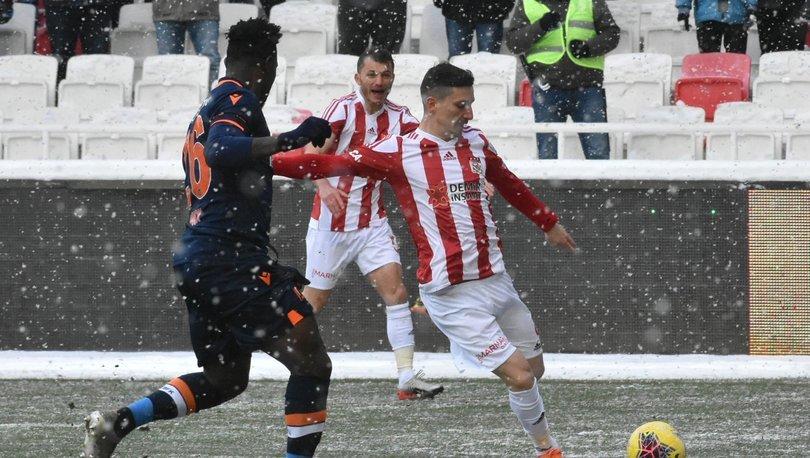 Sivasspor Başakşehir