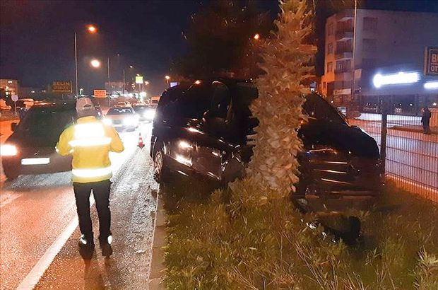 AK Parti'li Özhaseki trafik kazası geçirdi
