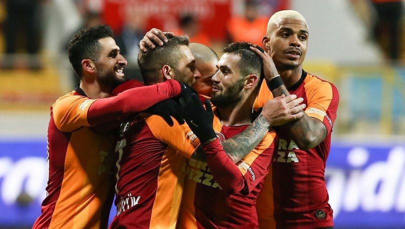 Kasımpaşa - Galatasaray maçı