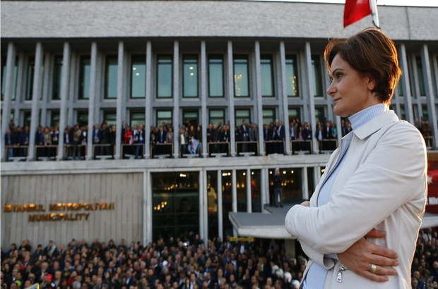 Canan Kaftancıoğlu: CHP'nin sola bakan yüzü