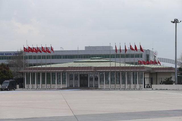 Atatürk Havalimanı'ndanki hayalet uçakların sahipleri çıkmıyor