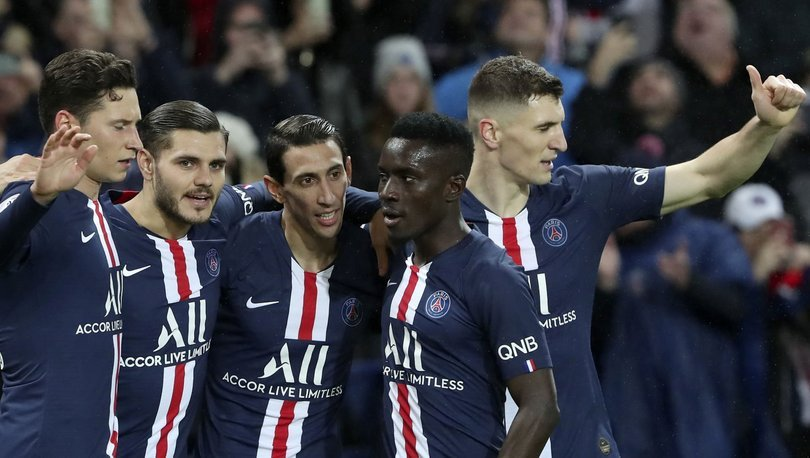 PSG, Ligue 1'de 3 puanı 4 golle aldı