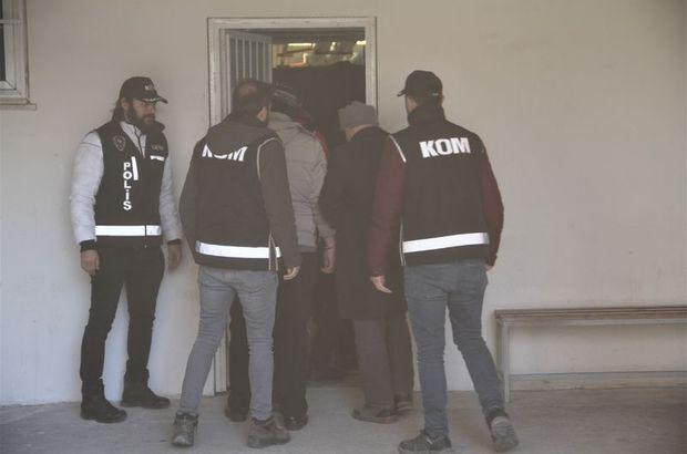 16 ilde FETÖ operasyonu! 24 gözaltı