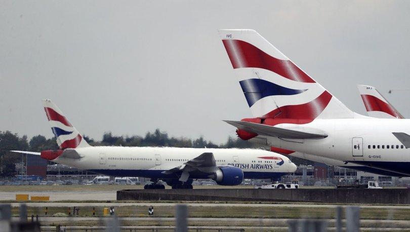 British Airways Atlantik uçuşu
