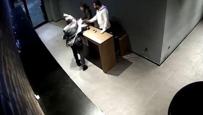 Eğlence mekanında çalışanlarını tokatlamıştı