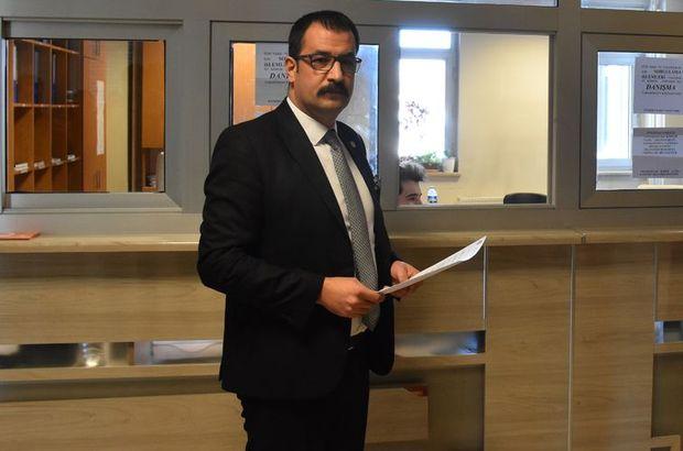 Halis Özkahya hakkında suç duyurusu!