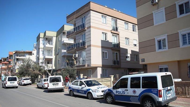 Antalya'da yalnız yaşayan kişi evinde ölü bulundu