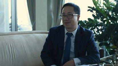 Çin İstanbul Başkonsolosluğu Ticaret Konsolosu Huang Songfeng
