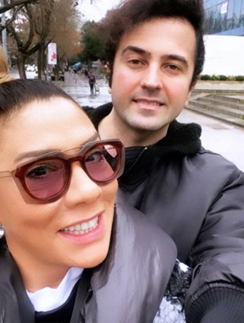 Işın Karaca ile Can Yapıcıoğlu'ndan aşk paylaşımı - Magazin haberleri