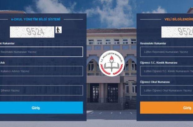 E-okul veli bilgilendirme sistemi nasıl açılır