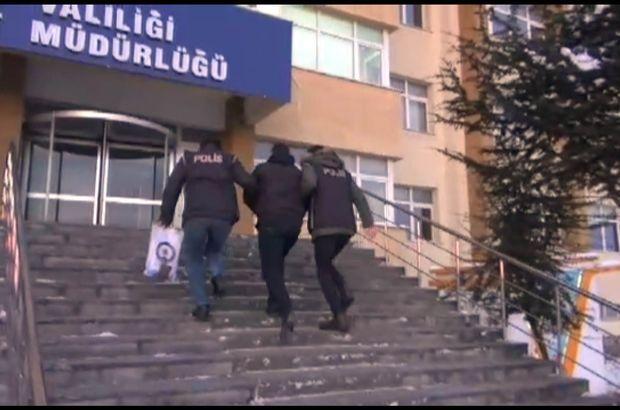 PKK/YPG operasyonu: 2 şüpheli yakalandı
