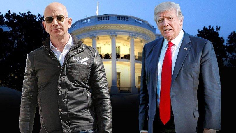 Bezos - Trump