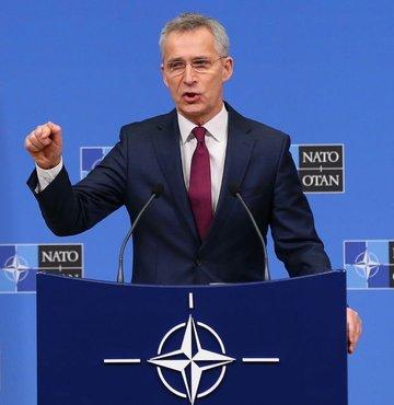 Son dakika! NATO Genel Sekreteri Stoltenberg, Rusya ve Esad rejimine İdlib