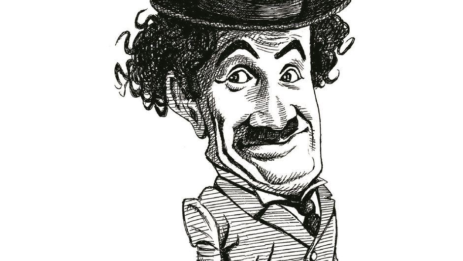 '40 Yılda Bir' karikatür sergisi