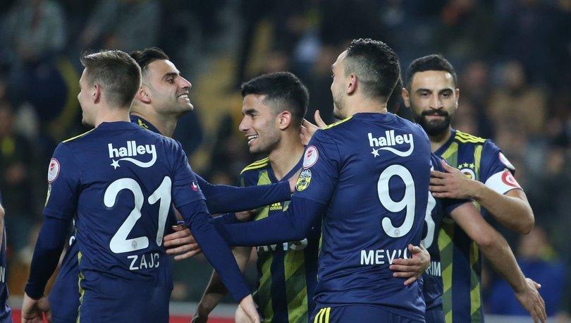 Fenerbahçe - Kırklarelispor