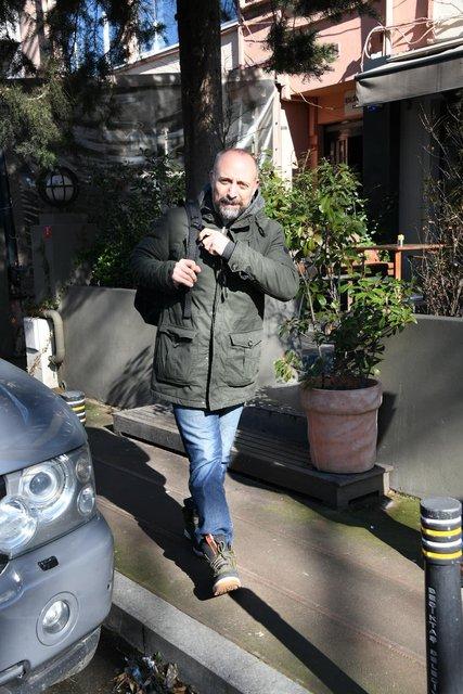 Halit Ergenç: Pamuklara sarıyorum onu - Magazin haberleri