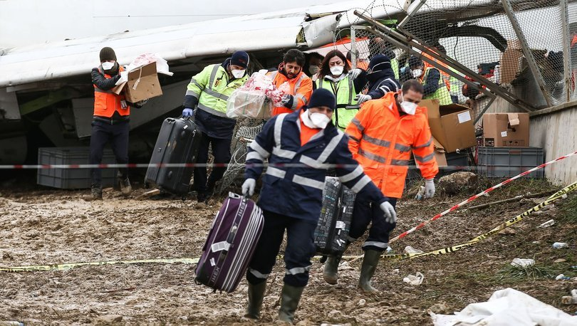 Sabiha Gökçen uçak kazası