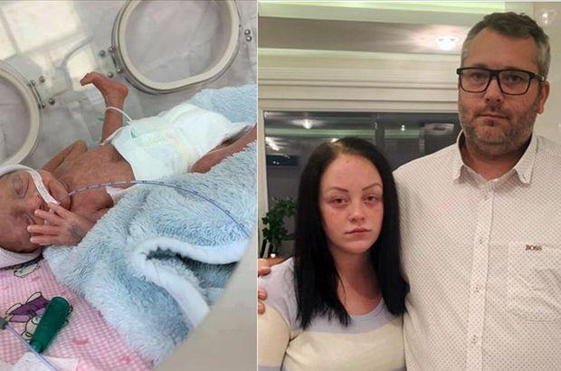 İsveçli çiftin bebeğine Sağlık Bakanlığı sahip çıktı