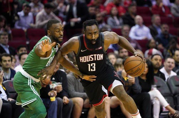 Harden coştu, Rockets kazandı