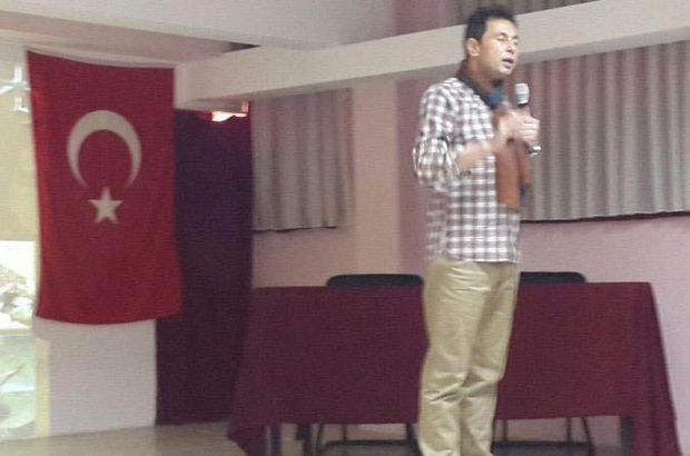 Adnan Oktar örgütü üyesi elbise dolabında yakalandı