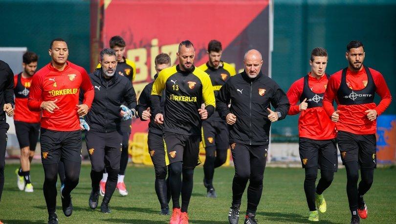 Göztepe'de İttifak Holding Konyaspor maçında hedef 3 puan