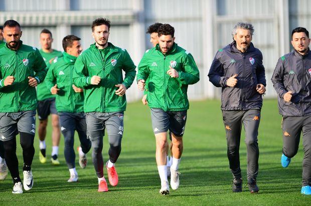 Bursaspor zirveyi kovalıyor