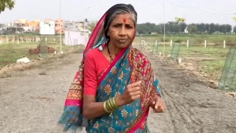 Kocasının MR parası için 66 yaşında koşu yarışına katılıp birinci olan Hintli kadının öyküsü film oldu
