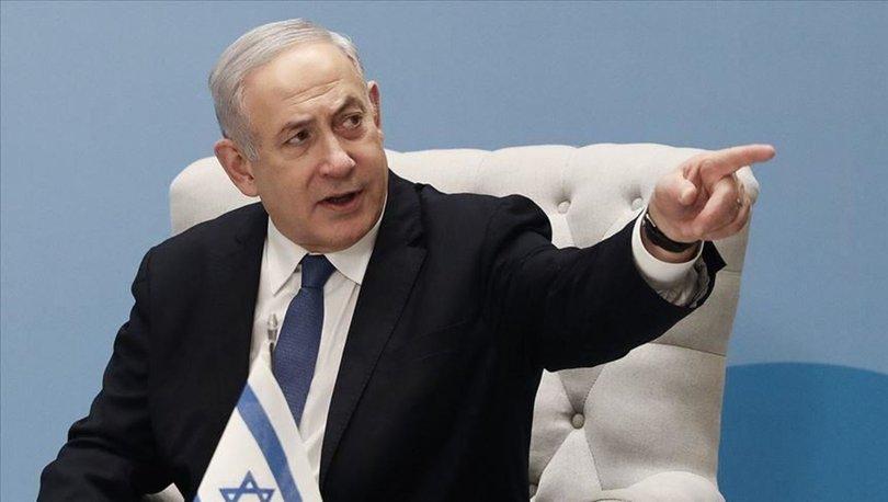 Netanyahu'dan