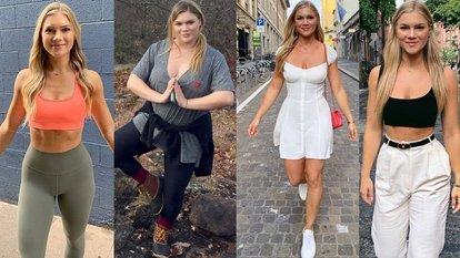 Mari Llewellyn verdiği kilolarla şoke etti!