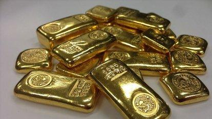 Küresel fonlardaki altın miktarı