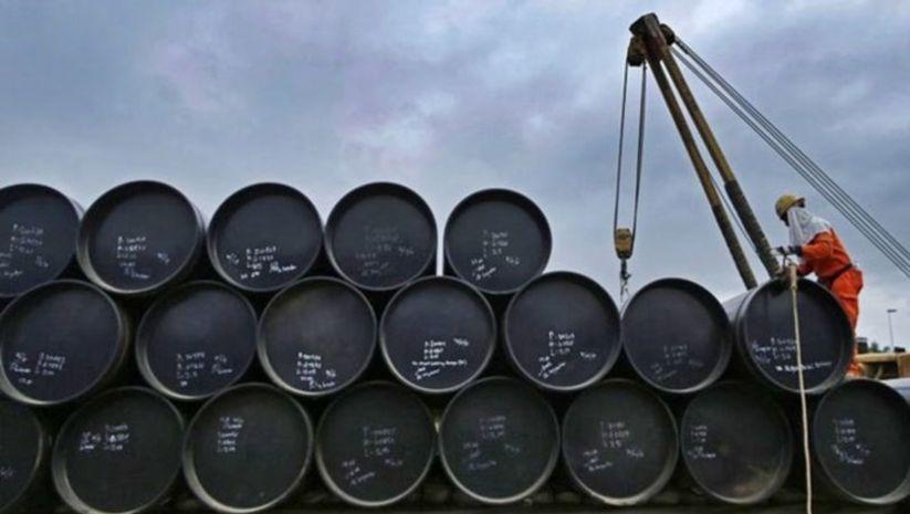 Brent petrolün varili 55,64 dolar
