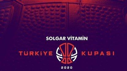 Basketbol Türkiye Kupası'nda Dörtlü Final heyecanı Ankara'da yaşanacak