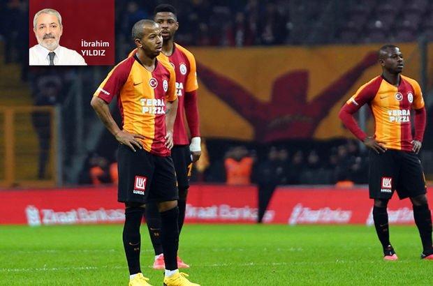 """""""Galatasaray'a yazık oldu diyebiliriz"""""""