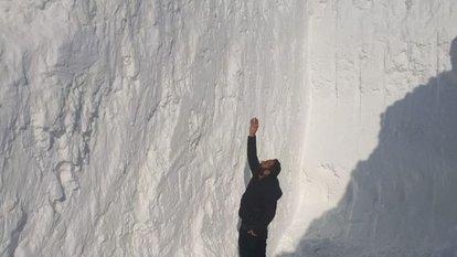 kar kalınlığı 6 metre