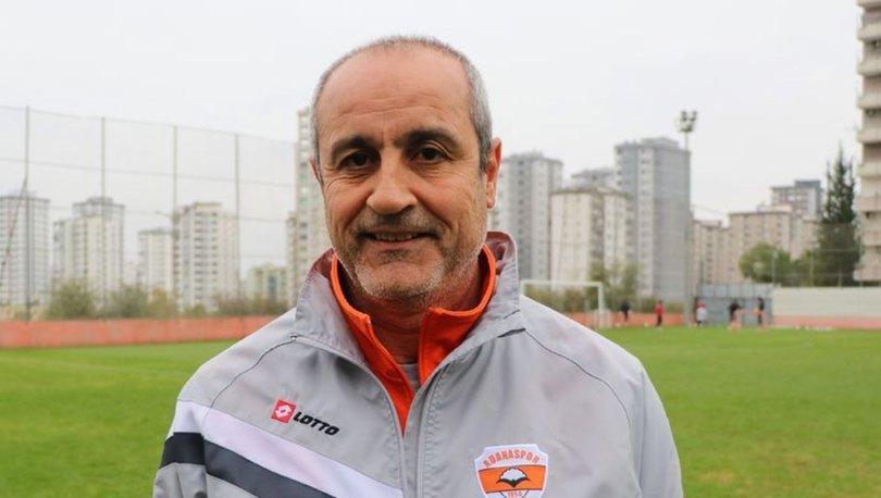 Adanaspor Teknik Direktörü Arın: