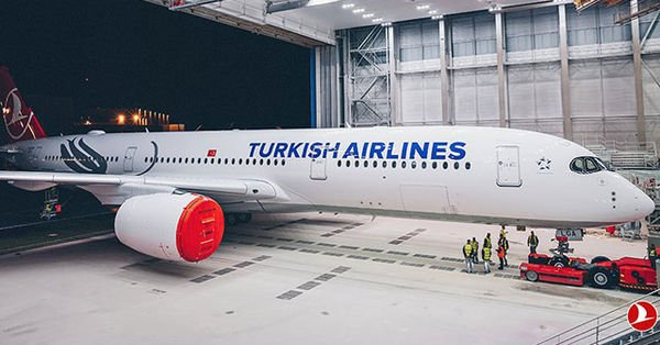 THY filosuna son teknoloji Airbus geliyor