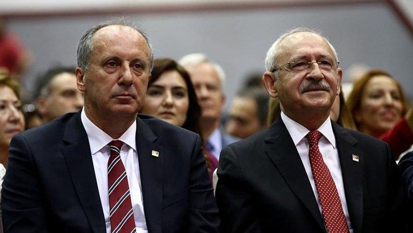 Kılıçdaroğlu, Muharrem İnce ile görüştü