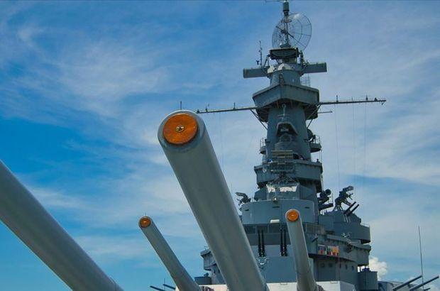 ABD, silah dolu İran teknesine el koydu