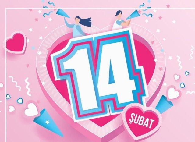 Sevgililer Günü mesajları 2020! 14 Şubat Sevgililer Gününe özel uzun kısa mesaj paylaşın... Resimli mesajlar