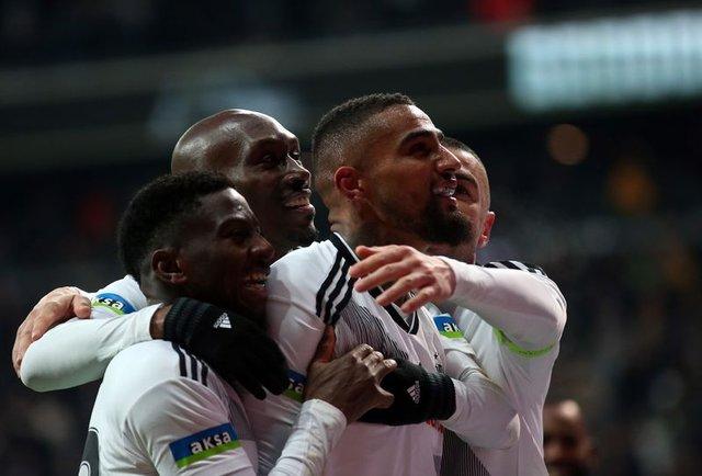 Başakşehir - Beşiktaş muhtemel 11'ler