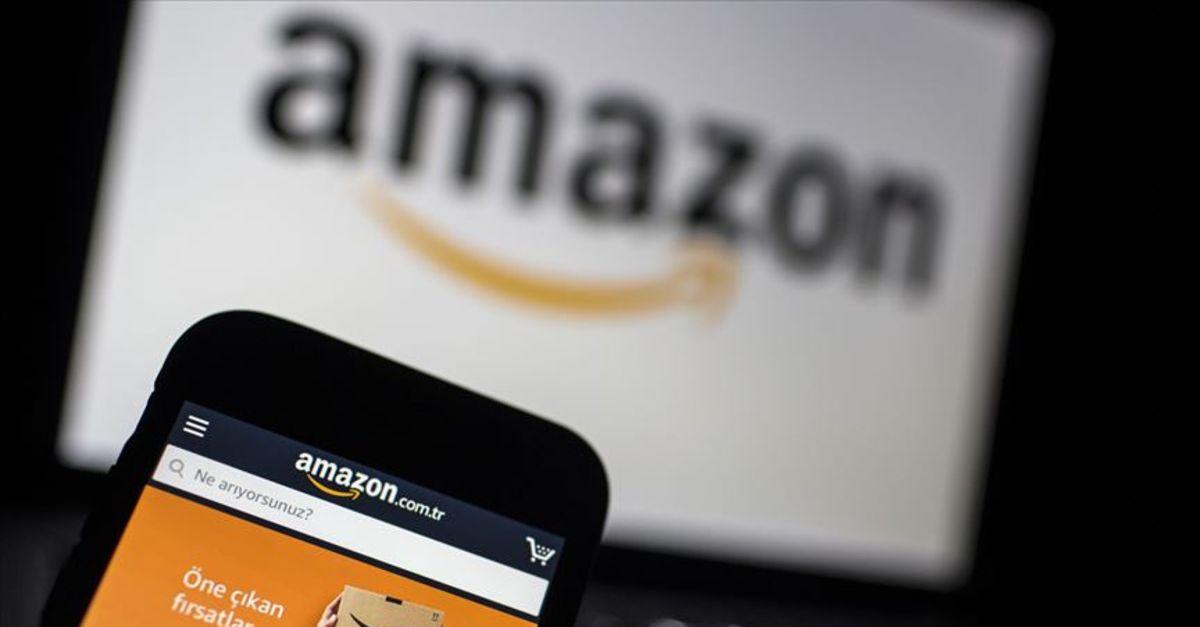 ABD'de Amazon'un talebi üzerine Pentagon'un