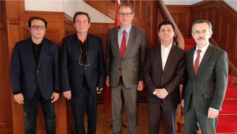 IAS Büyükelçi Saygılı