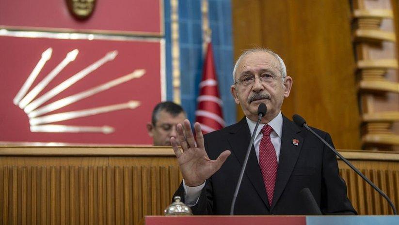 Kılıçdaroğlu'nun Erdoğan'a karşı dava açacağı açıklandı